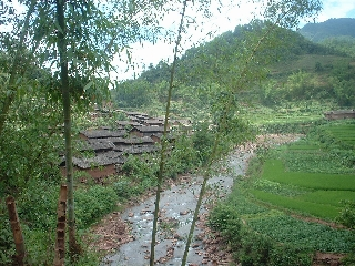Typical Yunnan scenery